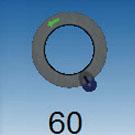 Velocidad Rangua (rpm)