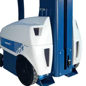 Robot Master - Posibilidad de utilización horquillas posterior