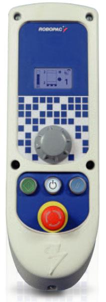 Robot Master - Panel de control
