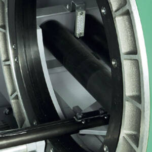 Spiror - anillo rotativo en aluminio