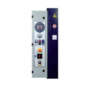 Ecowrap - Panel de mando.