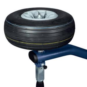 Robot S6 - altura de la rueda palpadora