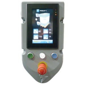 Robot S6 - panel de mando táctil a color