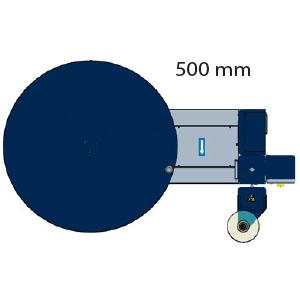 Rotoplat - Distancia de seguridad entre las partes fijas y las móviles