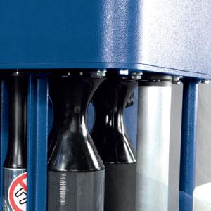 """Rotoplat - Sistema """"qls"""" (quick load system) para la carga rápida del film"""