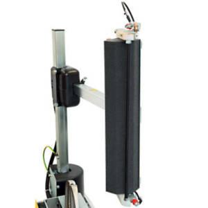 Technoplat 3000 - Dispositivo de corte y fijación película