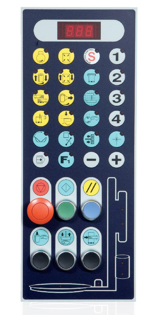 Technoplat - Panel de control