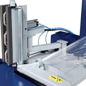 Technoplat - Sistema pinza, corte y soldadura