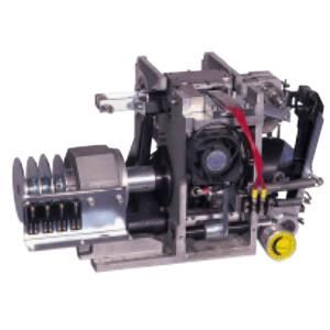 Flejadora SPK 2000 - detalle