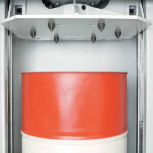 FP 3000 - detalle