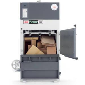 V Press 605 - detalle