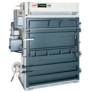 Compactadora V-Press 820