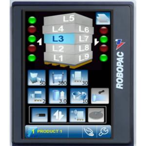 Rotoplat - Panel de control