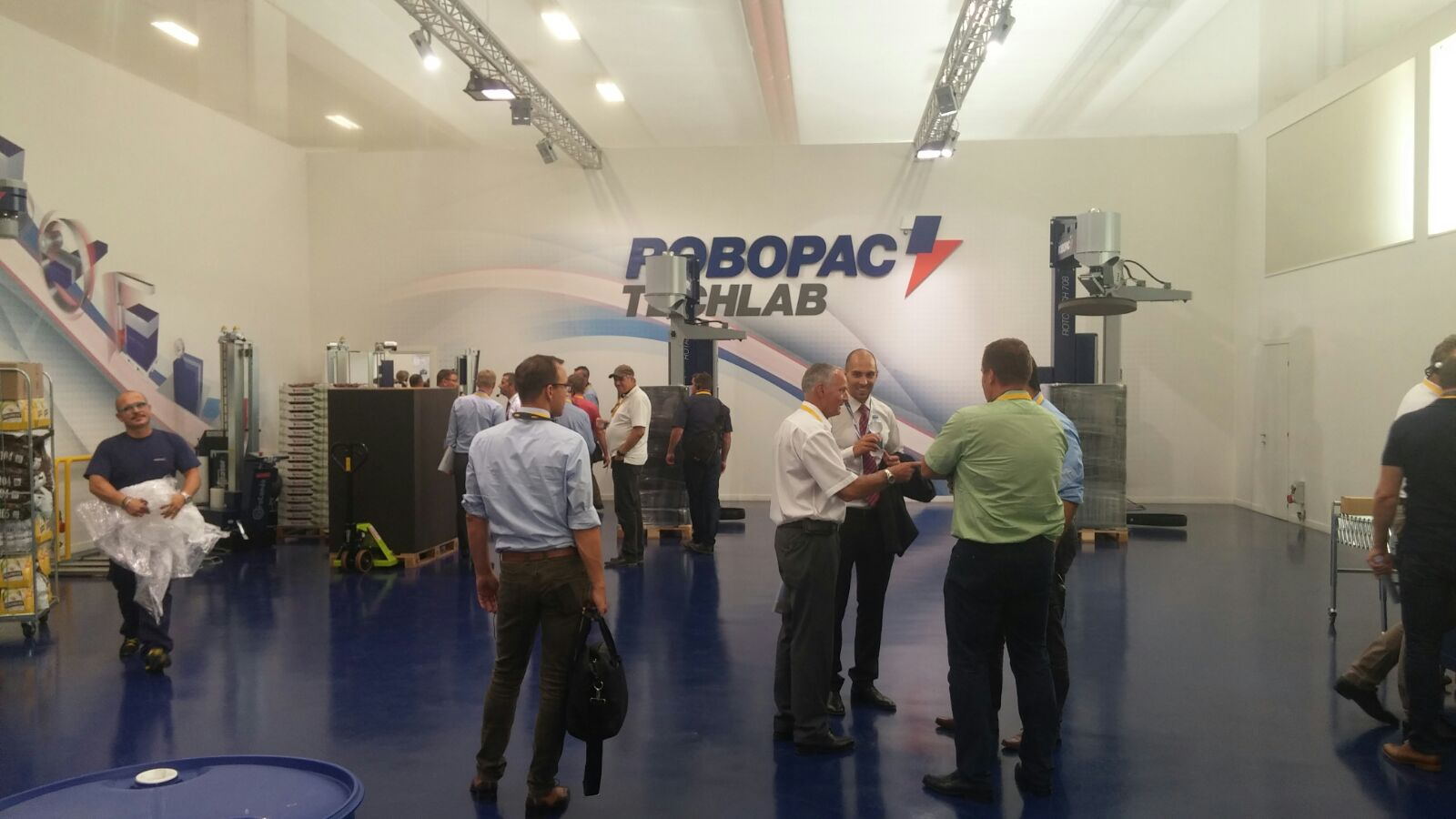 robopac tech lab