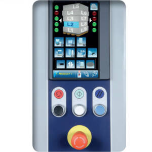 Panel de control MLC con touch screen