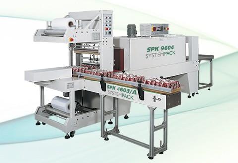 Máquina retractiladora SPK 4603/A