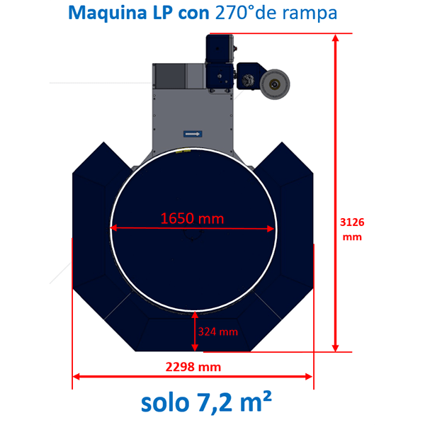 Plano Mastreplat LP