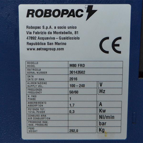 robot master matricula