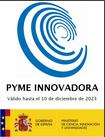 Sello Pyme Innovadora con validez 10/12/2023