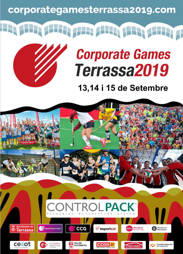 Controlpack Corporate Games