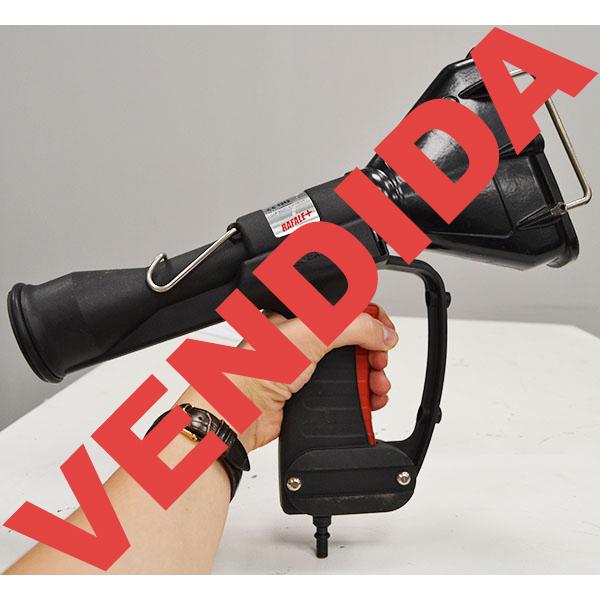 pistola retractiladora de gas