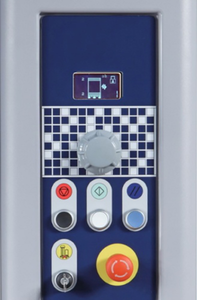 Panel de control Masterplat