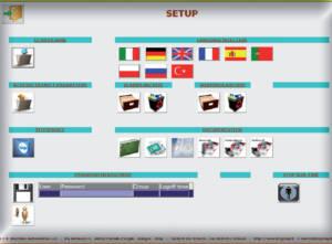 interfaz multi-idioma