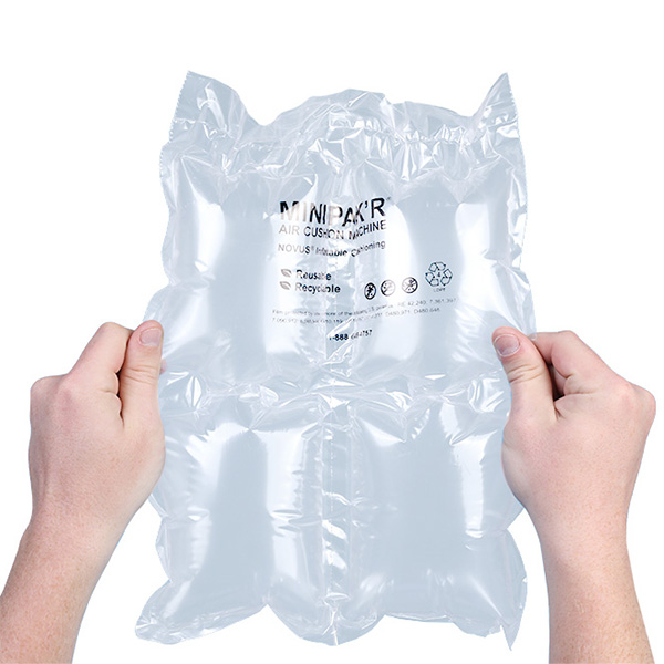 almohadillas de plástico para relleno
