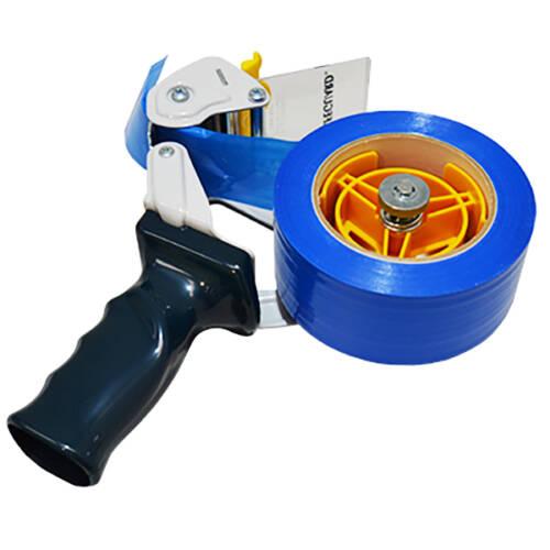 Dispensador manual cinta adhesiva con freno