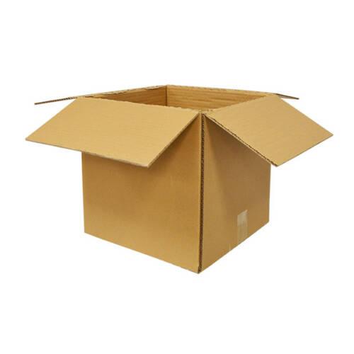 caja de cartón de canal doble