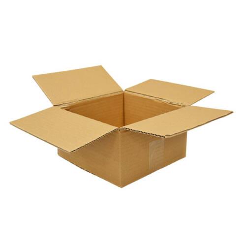 cajas de cartón con solapas