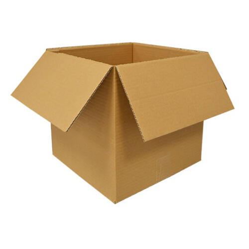 caja de cartón 30x30x30