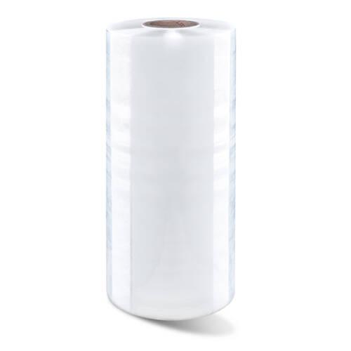 Film estirable biodegradabe automática