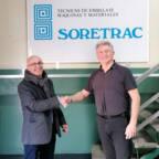 Controlpack y Soretrac unen fuerzas para ser más competitivos.