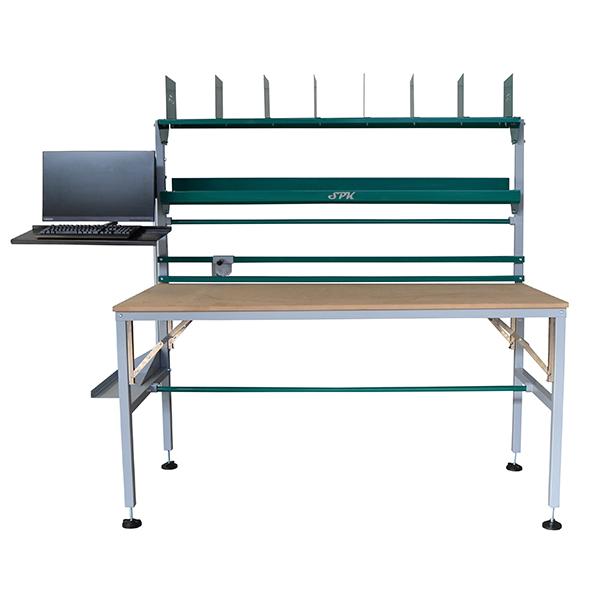Mesa de preparación de pedidos SPK 1800x800mm