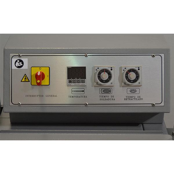 panel de mandos retractiladora segunda mano