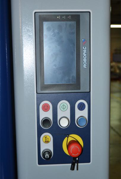 technoplat cw 708 control