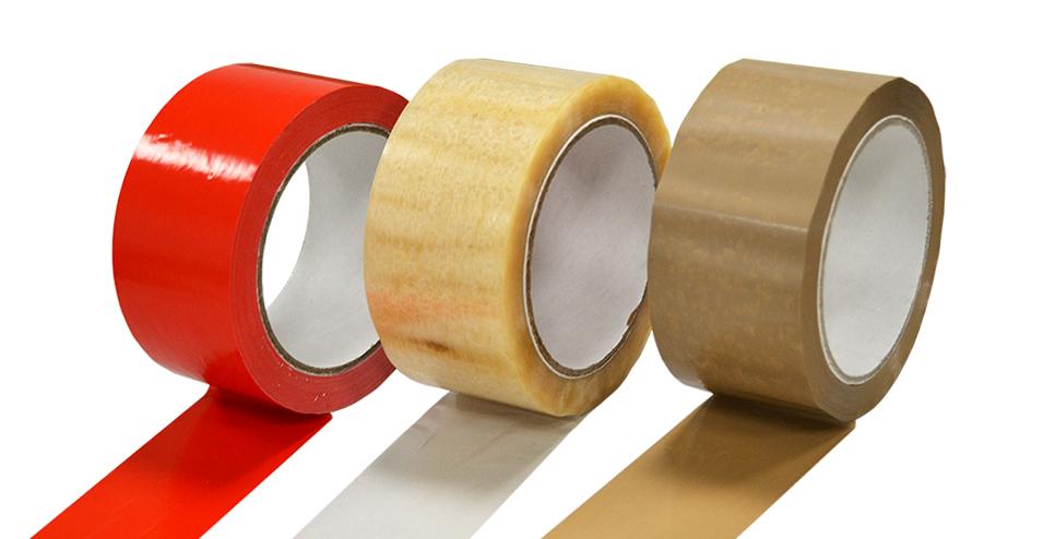 ¿Cómo elegir la cinta de embalaje que necesito? Todos los tipos de cinta adhesiva en Controlpack.